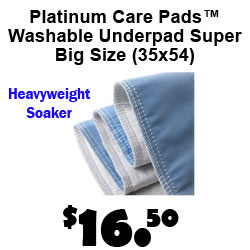 Platinum Care Pad Washable