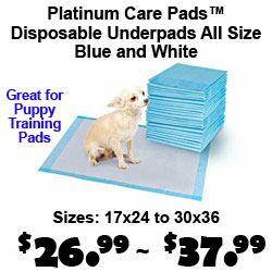 Platinum Care Pads