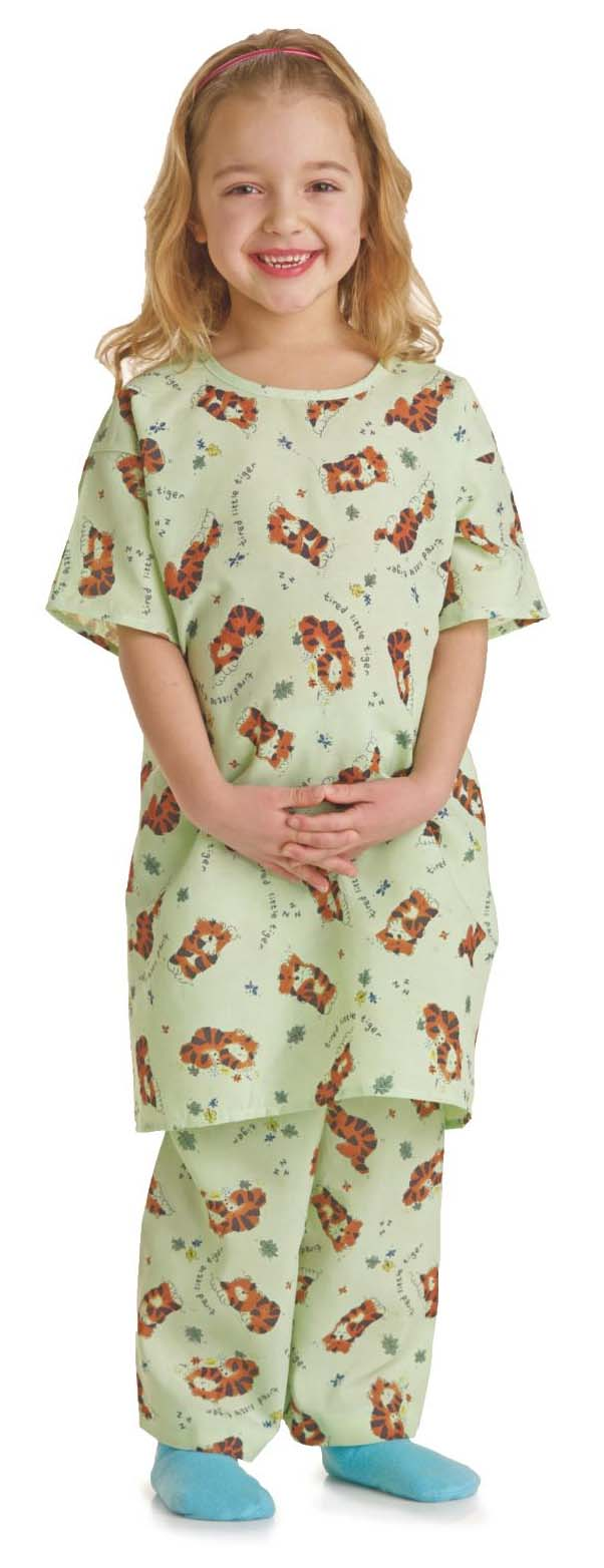 Personal Touch specializes in products such as hospital gowns ...