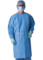WHOLESALE DISPOSABLE ISOLATION GOWNS