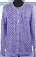 Women's Cardigans - Sweater with Pockets